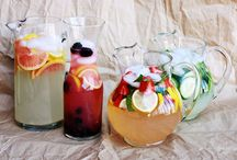 Yummy Non-Alcoholic Drinks / by Stephanie Marie
