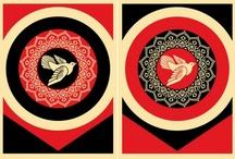 I lobe art / algunas creasiones de arte que me gustan / by Abraham Fiux