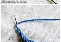 Fancy stitch