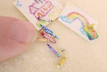 Tiny love / Miniature things
