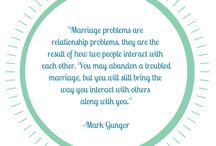 Marriage - Mark Gungor Lol he's so funny! / by T