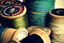 Haberdashery love / Stitching Notions