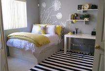 Teenager bedroom ideas for girls