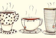TEA, IMAGES & TEXTES / by Françoise L