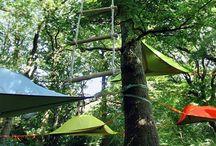 Dramatique camping