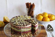 Healthy/Vegan cakes