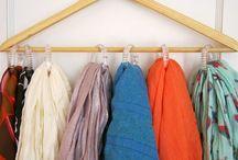 Storage and organising