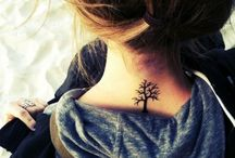 Tattoos / Not that I would ever get one, I just think they're neat!