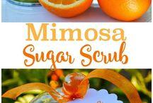 Sugar Scrub / Any kind of sugar scrub recipes