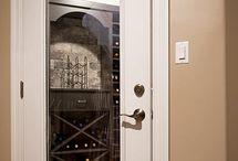 Wine Center & Storage