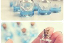 kis üvegekben.....