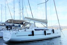 2014-launched Dufour 410 Grand Large 'RAMM 1' for sale