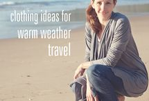 Travel fashion tips & ideas