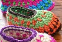 Crochet patternsChristine