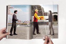 Creative Magazine Advertising