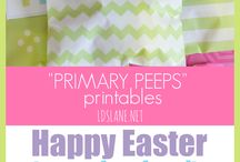 Primary Easter 2017
