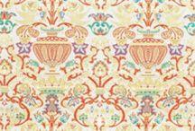 Pastel Tone textiles