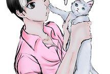 Takeo Ryunosuke Ar coloring