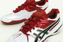 Fencing historical athletic shoes