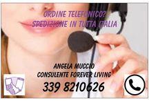 SPEDIZIONE PRODOTTI FOREVER LIVING IN TUTTA ITALIA