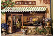 A Home Revamp With Antique Décor / Indulge in an amazing home makeover with vintage heirlooms and collectibles.Transform your homes into supreme vintage garage full of rustic, scented and statement collectibles and live through  the times immemorial!