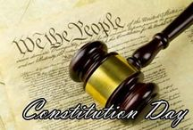teaching: constitution day / Teaching ideas, lesson plans, printables, activities and resources for teaching about the Constitution. / by A to Z Teacher Stuff