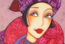 Corine Reignier  / Art