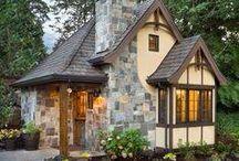 Casute de vis / Casa dulce casa