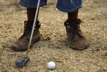 South Africa Township Golf