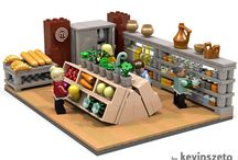 LEGO Custom and MOC