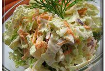 Kulinaria - sałatki i surówki