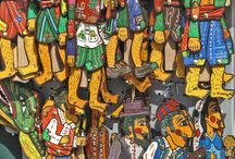 Greek puppets
