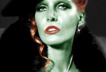 zelena wicked witch of the west / Zelena from Once Upon A Time