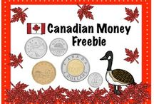 Canadian Money Skills / Teaching money concepts to special needs students in Canada.