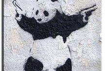 Banksy Love