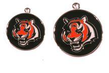 Cincinnati Bengals Dogs / Cincinnati Bengals Dog Collar: Clothes, Apparel, Lead & ID Tags - Hot Dog Collars