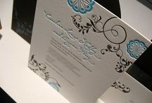 Wedding Invitation Inspiration / Getting married and need some help with design ideas for your wedding stationery and invitations. This Pinterest board is for you!