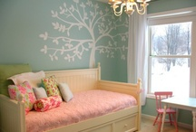 Sophie & Cora's Room / by Mindy Oja