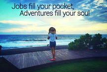 Vacation / Wanderlust