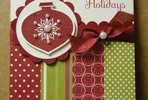 Cards - Christmas / by Joyce Dillon