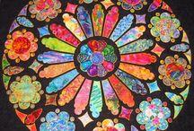 katedrál ablak