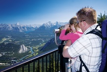 Banff Gondola / Looking for the best things to do in Banff National Park? Come experience the Banff Gondola.  / by Explore Rockies