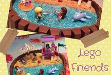 Lego friends party ideas