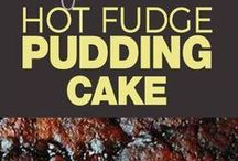 Chocolate puddings