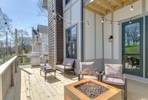 DECK/PORCH / Aerial Builders // Design your dream home. Interior and architecture designs originally created by Aerial Development Group. DIY styles, architectural and interior design inspiration.