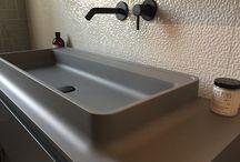 vtwonen badkamer bij Intermat