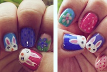 My Art  / Nail art made by me.