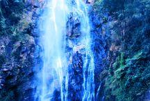 Cachoeiras / Uma das coisas que mais gosto são cachoeiras, então aqui vai um pastinha com varias.