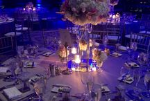 Dinner Reception / Examples of previous dinner receptions that happened at City Club Los Angeles / by City Club Los Angeles