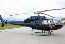 Helicoptero Esquilo